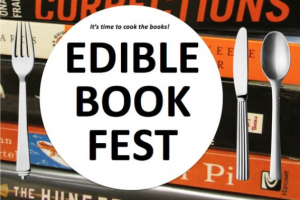 Edible Book Festival Will Be Held March 25