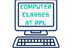 Sign Up for a Computer Class in March