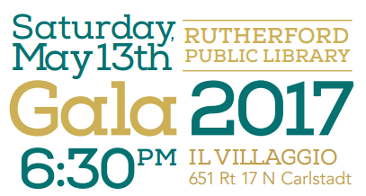 RPL 5th Annual Gala Set for May 13