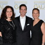 Rose Inguanti, Director Judah Hamer, and Board and Foundation member Wendy Armacost