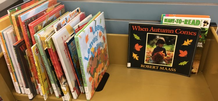 Be Sure to Swing By Our Fall Books Section